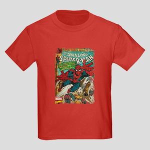 spider-man Kids Dark T-Shirt