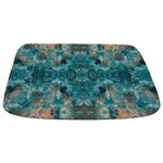 Subaqueous Kaleidoscope Bathmat