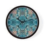Subaqueous Kaleidoscope Wall Clock