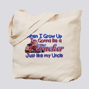 When I Grow Up... Uncle Tote Bag