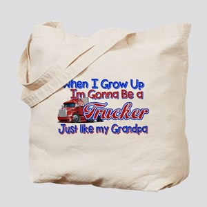 When I Grow Up... Grandpa Tote Bag