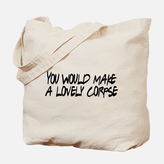 corpse3.png Tote Bag