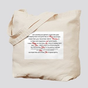 bless you2 Tote Bag