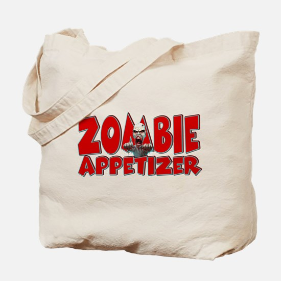 Zombie Appetizer Tote Bag
