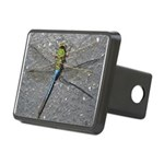 Dragonfly on Pavement Hitch Cover