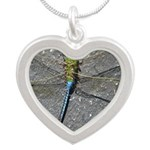Dragonfly on Pavement Necklaces