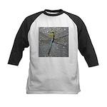 Dragonfly on Pavement Baseball Jersey