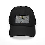 Dragonfly on Pavement Baseball Hat