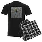Dragonfly on Pavement Pajamas