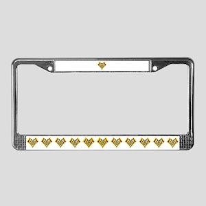 BEAR Love 3 - License Plate Frame