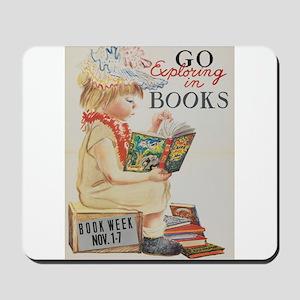 1959 Children's Book Week Mousepad