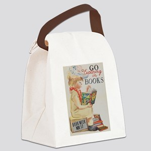 1959 Children's Book Week Canvas Lunch Bag