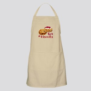 Tea And Biscuits Apron