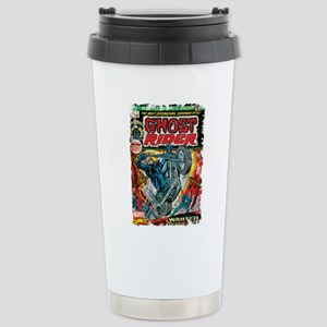 ghost rider Stainless Steel Travel Mug