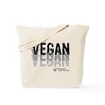 vegan-01-w Tote Bag