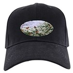 Monarchs on a Babys Breath Rest stop Baseball Hat
