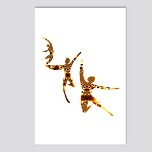 BEAR Ballet - Postcards (Package of 8)