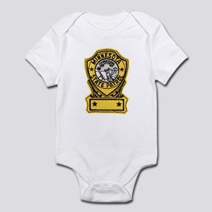 Minnesota State Patrol Infant Bodysuit