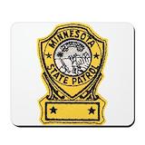 Minnesota state patrol Classic Mousepad