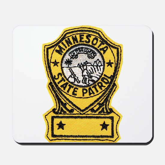 Minnesota State Patrol Mousepad