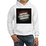 Support Traditional Marriage Hoodie