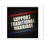 Support Traditional Marriage Posters
