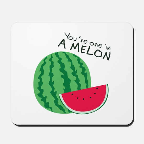 Watermelons Mousepad