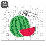 Watermelon Puzzles