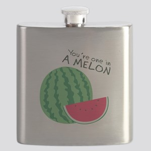 Watermelons Flask