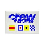 'Race 2 Win' in this Rectangle Magnet (100 pack)