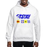 'Race 2 Win' in this Hooded Sweatshirt