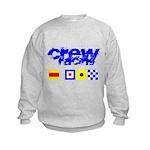 'Race 2 Win' in this Kids Sweatshirt