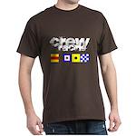 'Race 2 Win' in this Dark T-Shirt