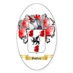 Godfree Sticker (Oval 10 pk)