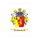 Godding Sticker (Rectangle 50 pk)