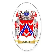Goddard Sticker (Oval)