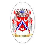Goddard Sticker (Oval 10 pk)