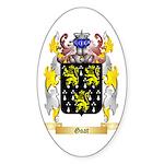 Goat Sticker (Oval 50 pk)