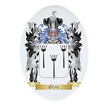 Glyn Ornament (Oval)