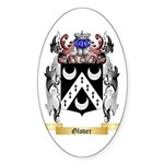 Glover Sticker (Oval 50 pk)