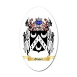 Glover 20x12 Oval Wall Decal