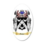 Glover 35x21 Oval Wall Decal