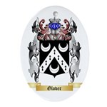 Glover Ornament (Oval)