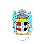 Gloon Oval Car Magnet