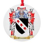 Glissane Round Ornament