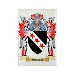 Glissane Rectangle Magnet (100 pack)