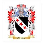 Glissane Square Car Magnet 3