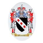 Glissane Ornament (Oval)
