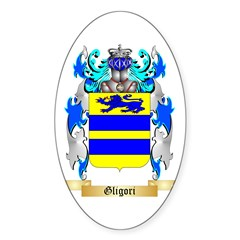 Gligori Sticker (Oval)