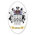 Glenny Sticker (Oval)